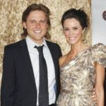 Abigail Spencer with former husband Andrew Pruett