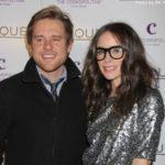 Abigail Spencer with former husband Andrew Pruett image