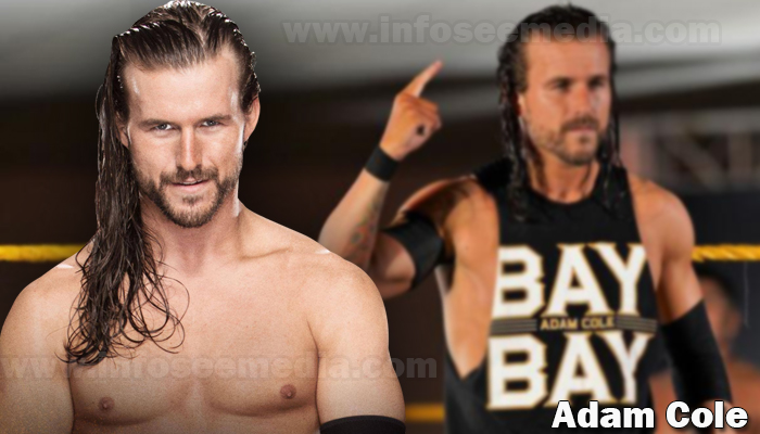 Adam Cole featured image