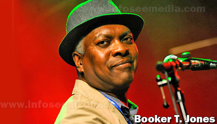 Booker T Jones featured image
