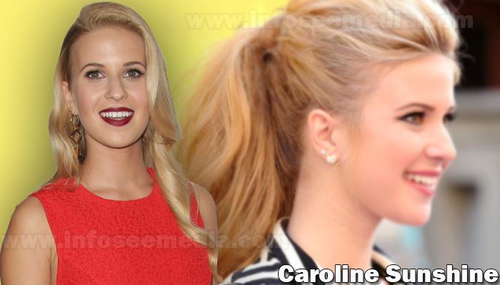 Caroline Sunshine featured image