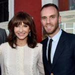 Charlie McDowell with mother Mary Steenburgen