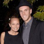 Charlie McDowll and Kristin Chenoweth dated