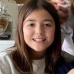 David Villa daughter Olaya Villa Gonzalez