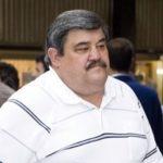 David Villa father Jose Manuel Villa