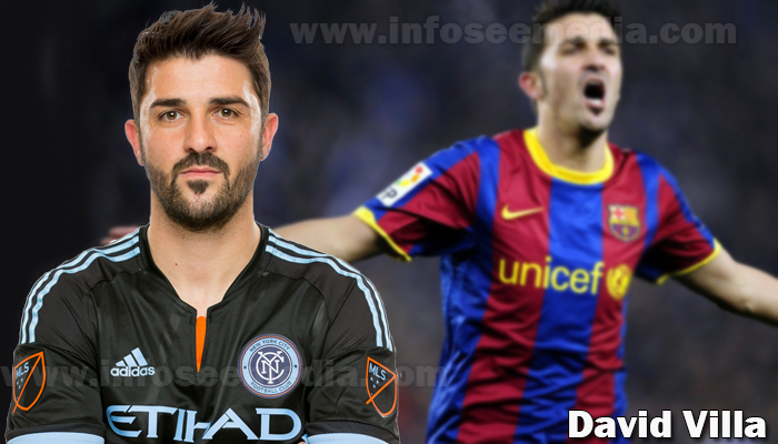 David Villa featured image