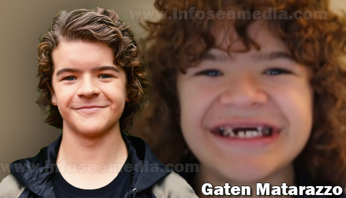 Gaten Matarazzo featured image