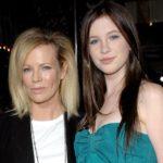 Ireland Baldwin with mother Kim Basinger