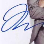 Joel Kinnaman autograph