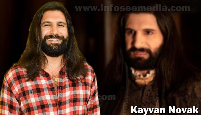 Kayvan Novak featured image