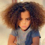 Khatira Rafiqzada and Michael Ealy son Elijah Brown