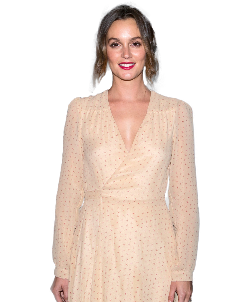 Leighton Meester transparent background png image