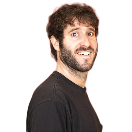 Lil Dicky transparent background png image