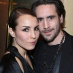 Noomi Rapace with former husband Ola Rapace image