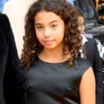 Paloma Jimenez daughter Hania Riley Sinclair