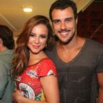Paolla Oliveira and Joaquim Lopes dated