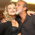 Paolla Oliveira and Rogerio Gomes dated