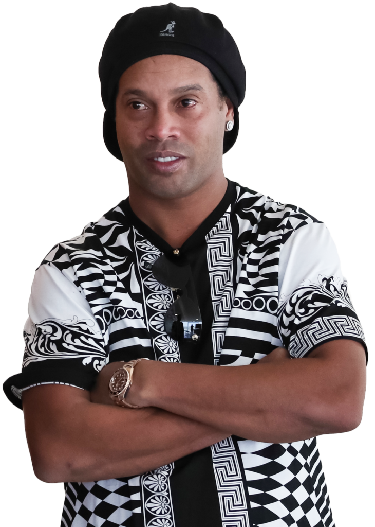 Ronaldinho transparent background png image
