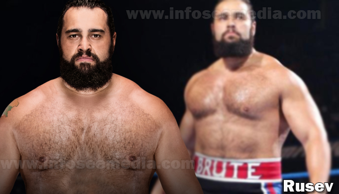 Rusev featured image