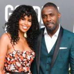 Sabrina Dhowre Elba with husband Idris Elba