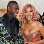 Sabrina Dhowre Elba with husband Idris Elba image