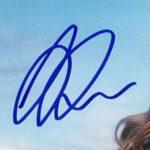 Saoirse Ronan autograph