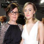 Saoirse Ronan with mother Monica Ronan