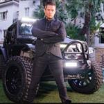 The Miz and his car hammer image.