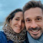 Tiany Kiriloff with husband Didier Engels