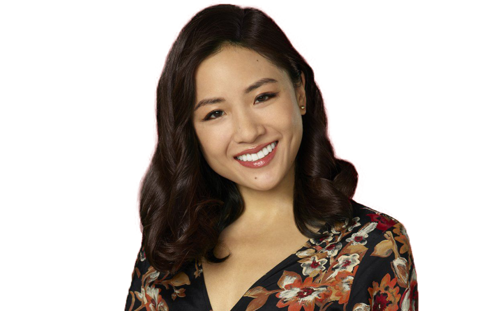 Constance Wu transparent background png image