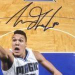 Aaron Gordon signature