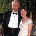 Alan Arkin with former wife Barbara Dana