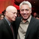 Alan Arkin with son Adam Arkin