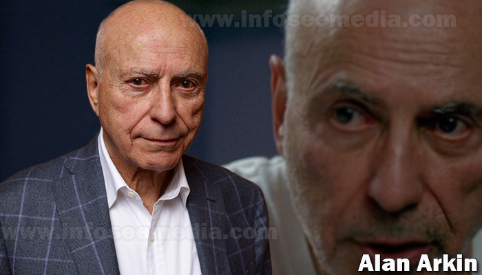 Alan Arkin featured image