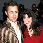 Alan Cumming with former wife Hilary Lyon
