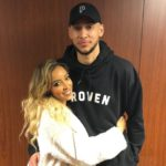 Ben Simmons and Tinashe dated