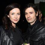 Caitriona Balfe with husband Tony McGill