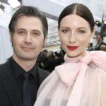 Caitriona Balfe with husband Tony McGill image
