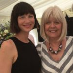 Caitriona balfe with mother image
