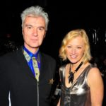 David Byrne and Cindy Sherman dated