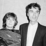 David Byrne and Twyla Tharp dated