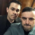 Gary Veynerchuk with brother AJ Vaynerchuk