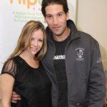 Jon Bernthal with wife Erin Angle