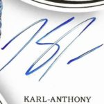 Karl-Anthony Towns signature