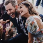 Nathalie Kelley with husband Jordy Burrows