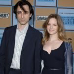 Noah Baumbach with former wife Jennifer Jason Leigh image