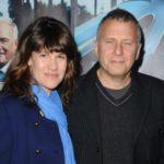 Paul Reiser with wife Paula Ravets image
