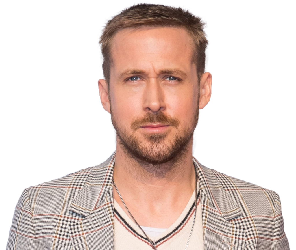 Ryan Gosling transparent background png image