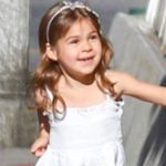 Ryan Gosling daughter Esmeralda Amada Gosling image