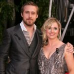 Ryan Gosling with sister Mandi Gosling
